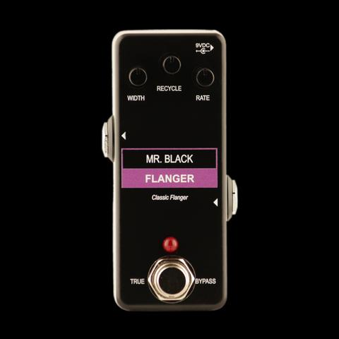 Mr. Black Pedals Mini Flanger