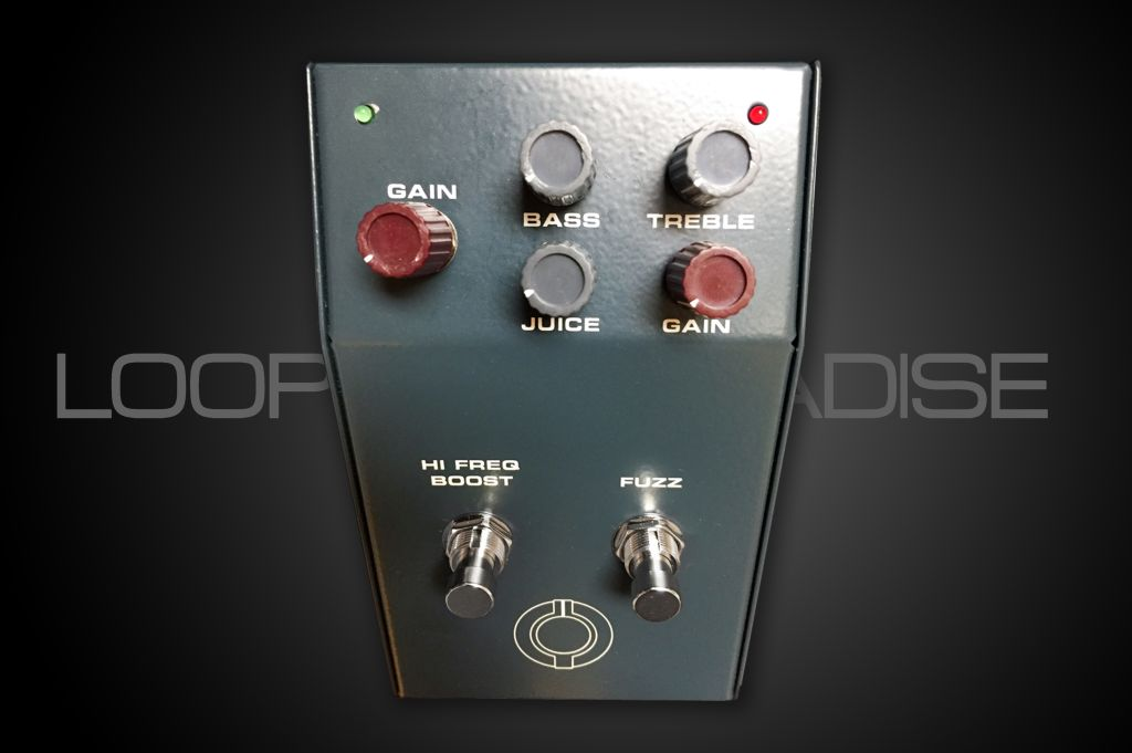 BAE Audio Hot Fuzz