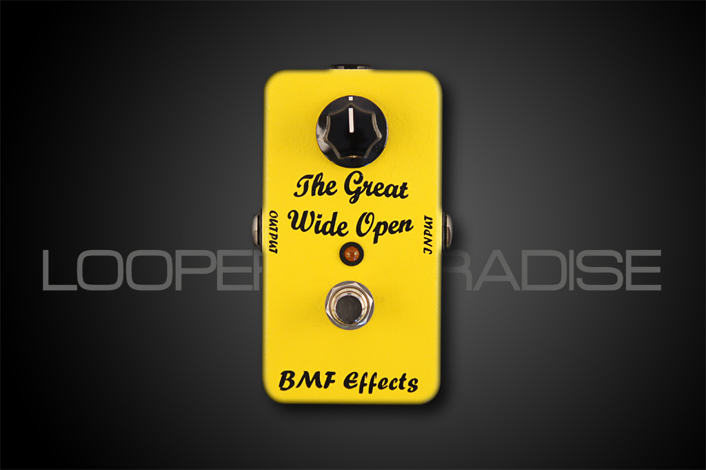 BMF Effects The Great Wide Open