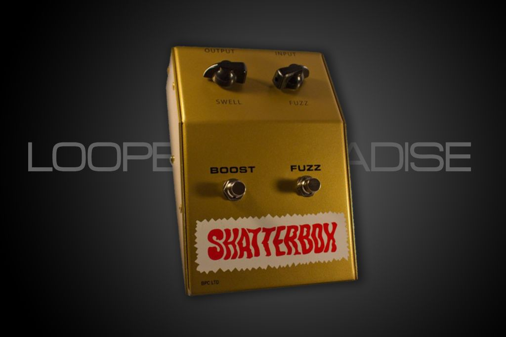 British Pedal Company Shatterbox