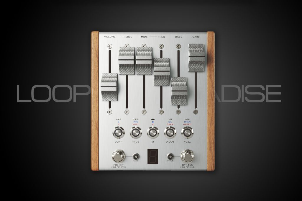 Chase Bliss Audio Preamp MK II Automatone