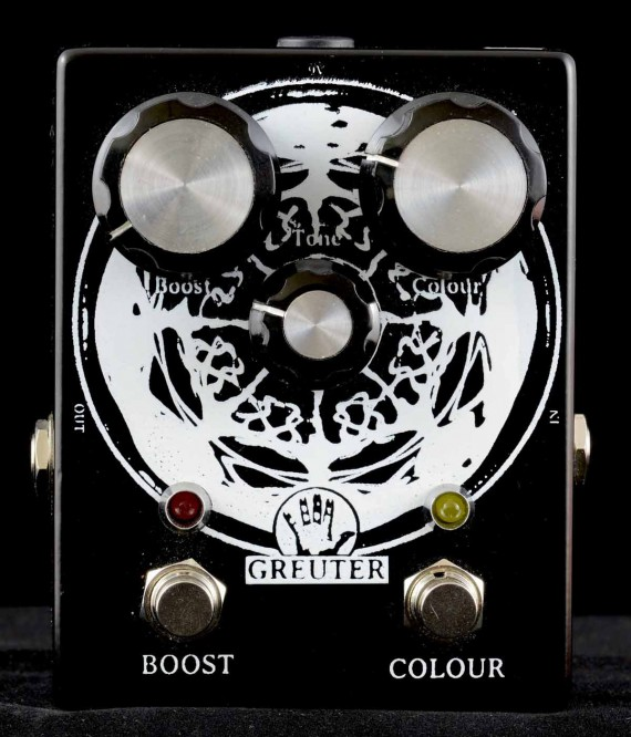 Greuter Audio Colour Boost