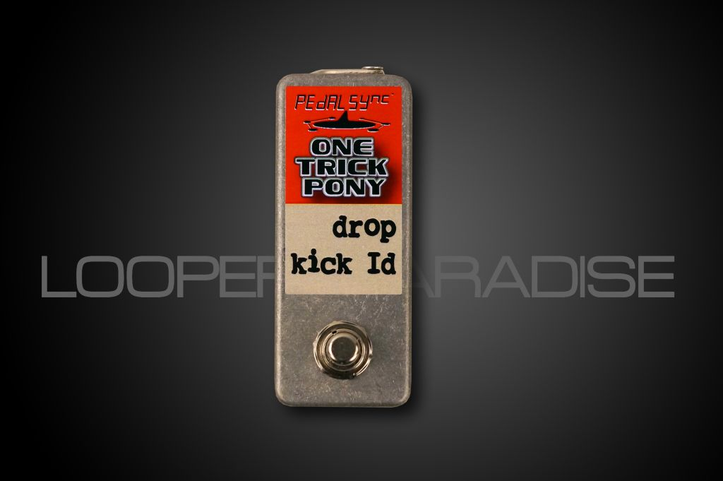 Molten Voltage PedalSync One Trick Pony - Drop Kick Id - Whammy DT Select