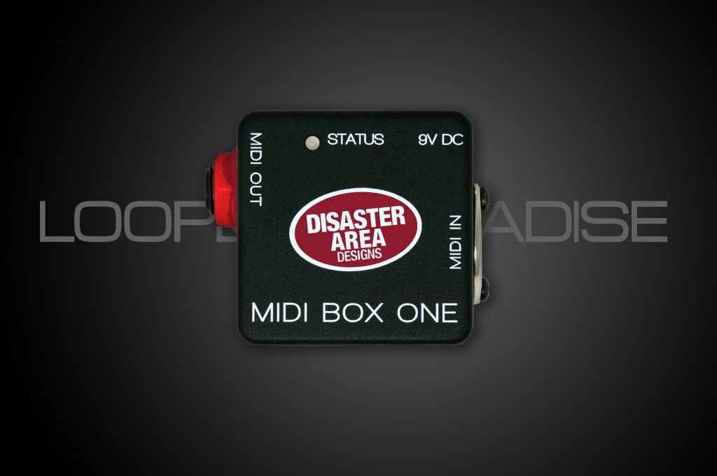 Disaster Area Designs MIDI Box One