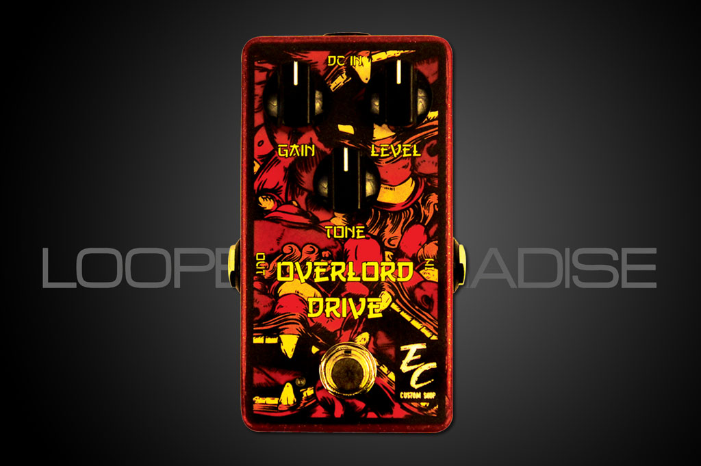 EC Custom Shop Overlord Overdrive