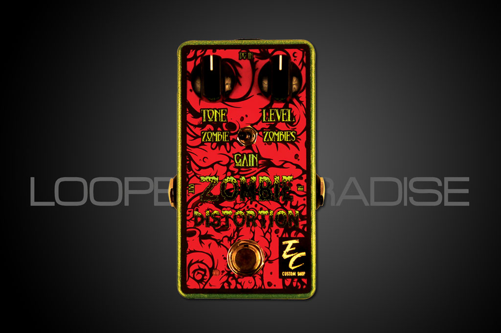 EC Custom Shop Zombie Distortion