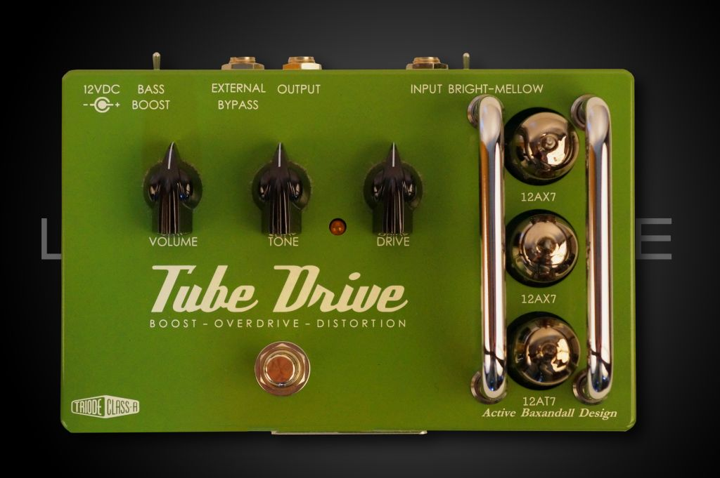 Effectrode Tube Drive TD-2A