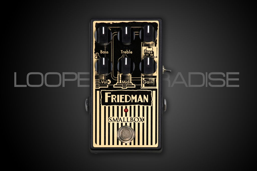 Friedman Amplification Small Box