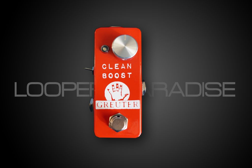 Greuter Audio Clean Boost
