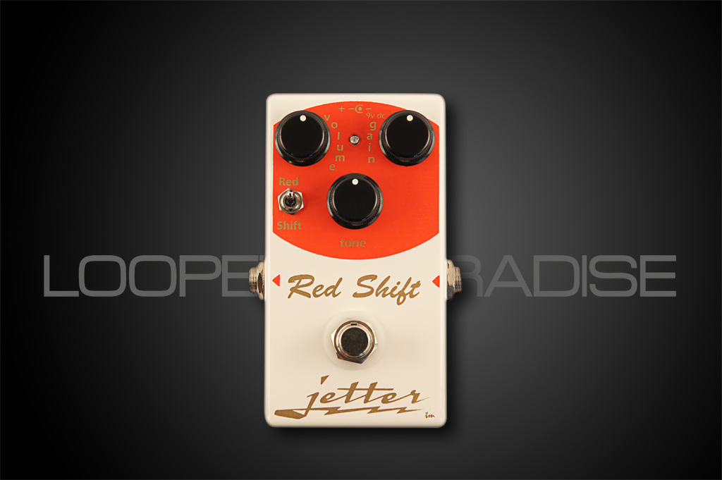 Jetter Gear Red Shift Overdrive