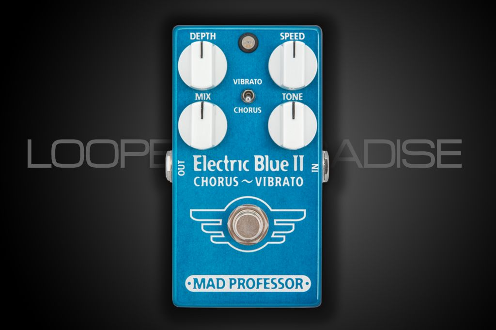 Mad Professor ELECTRIC BLUE II - CHORUS VIBRATO