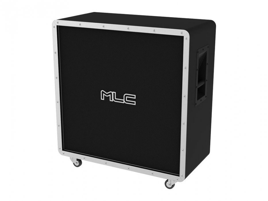 MLC Mark L Custom Subzero 4x12 Cabinet (Straight)