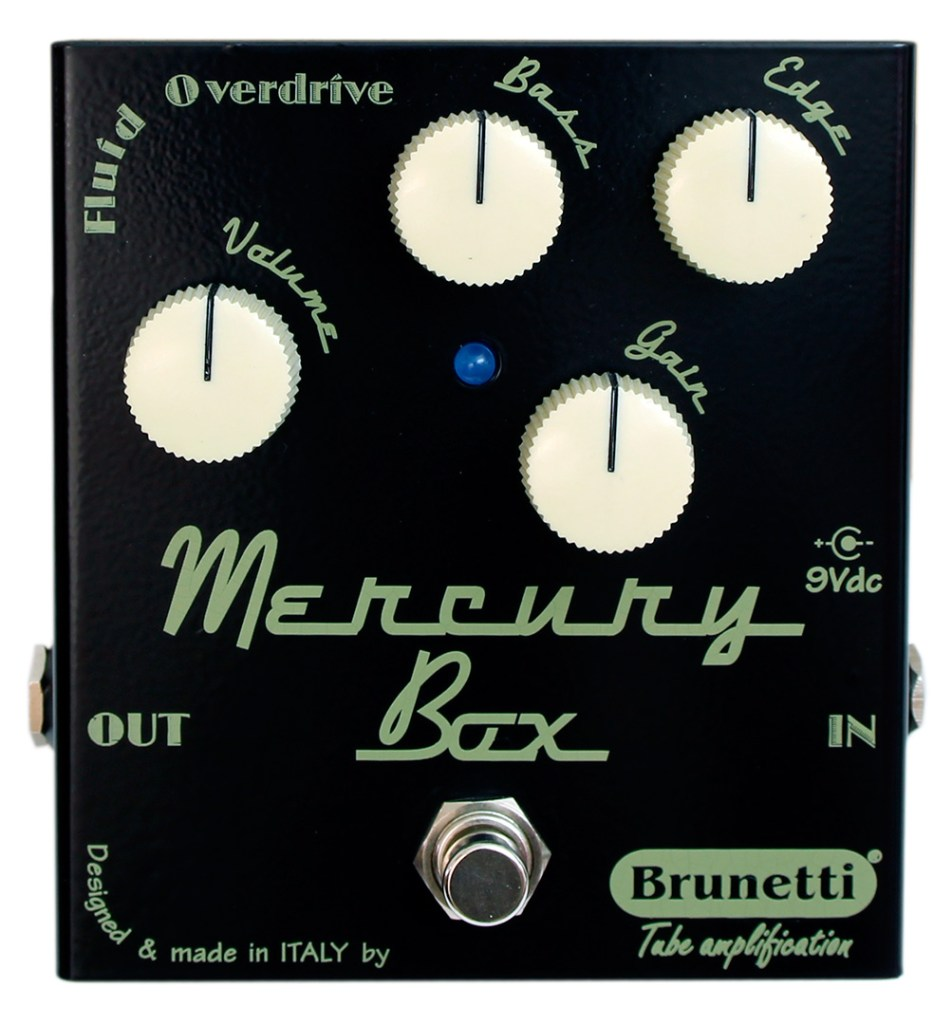 Brunetti Mercury Box