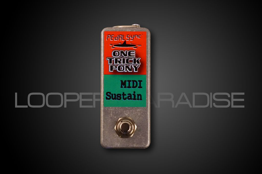 Molten Voltage PedalSync One Trick Pony - MIDI Sustain