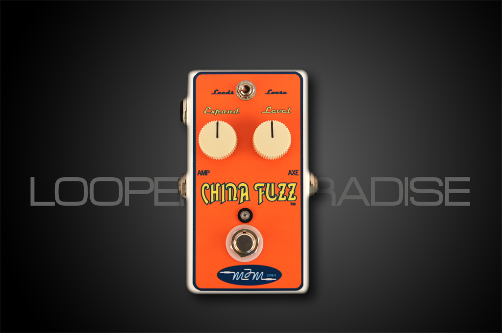 MJM GuitarFX China Fuzz