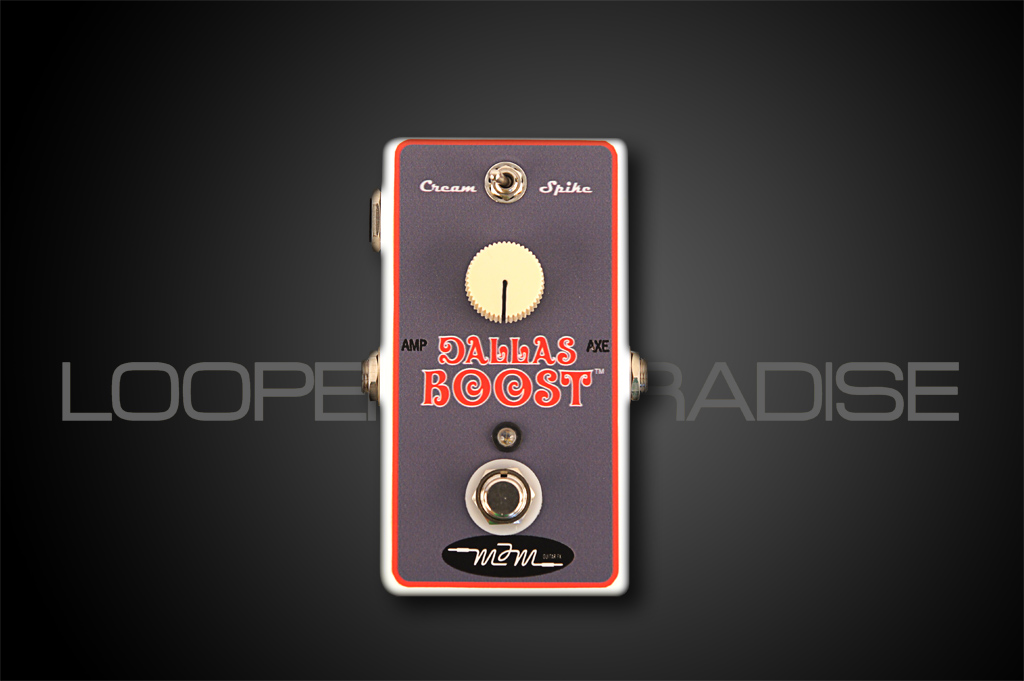 MJM GuitarFX Dallas Boost