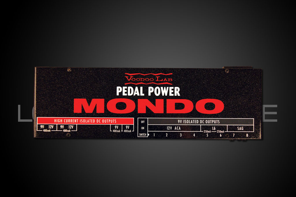 Voodoolab Pedal Power Mondo