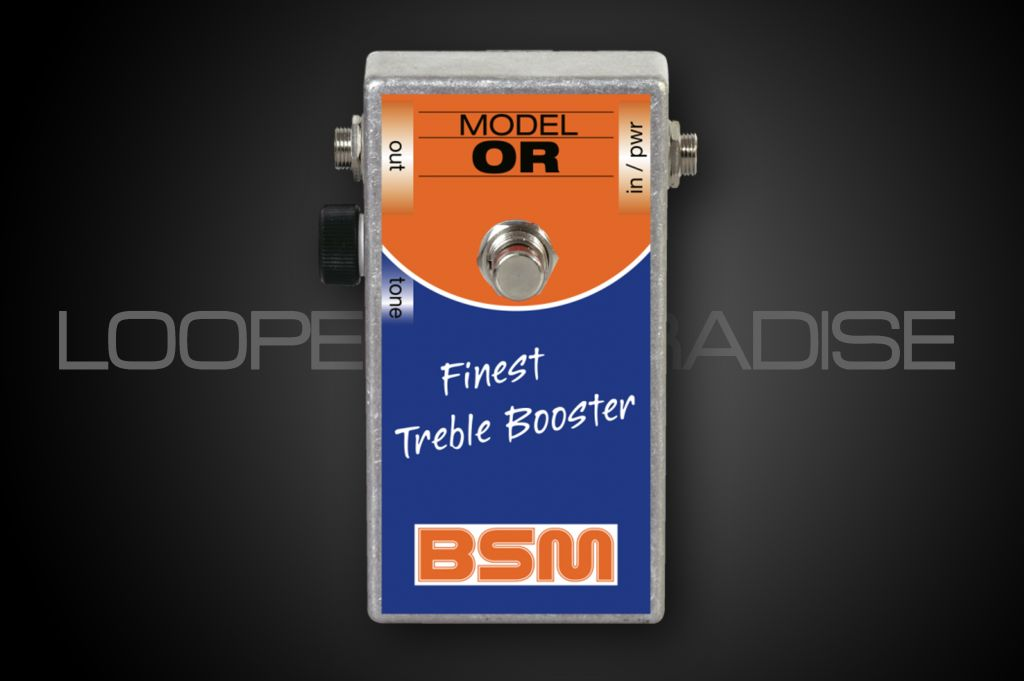 BSM OR Treble/Bass Booster