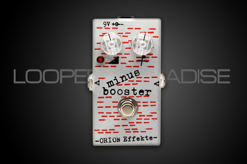 Minus Booster Pro