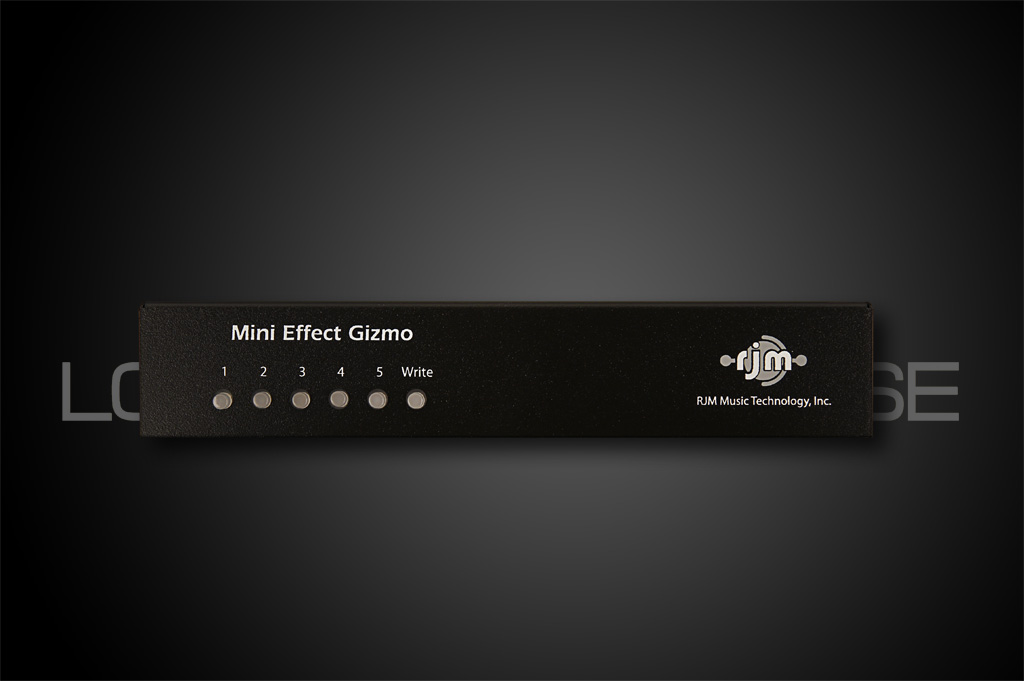 RJM Music Mini Effect Gizmo