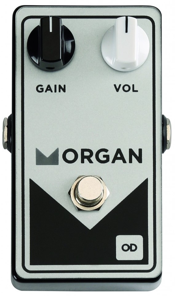 Morgan Amplification Morgan Overdrive