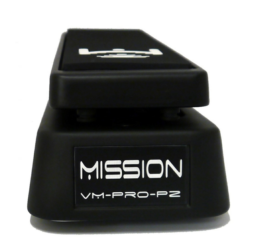 Mission Engineering VM-PRO-PZ Black for Piezo-Electric Pickups