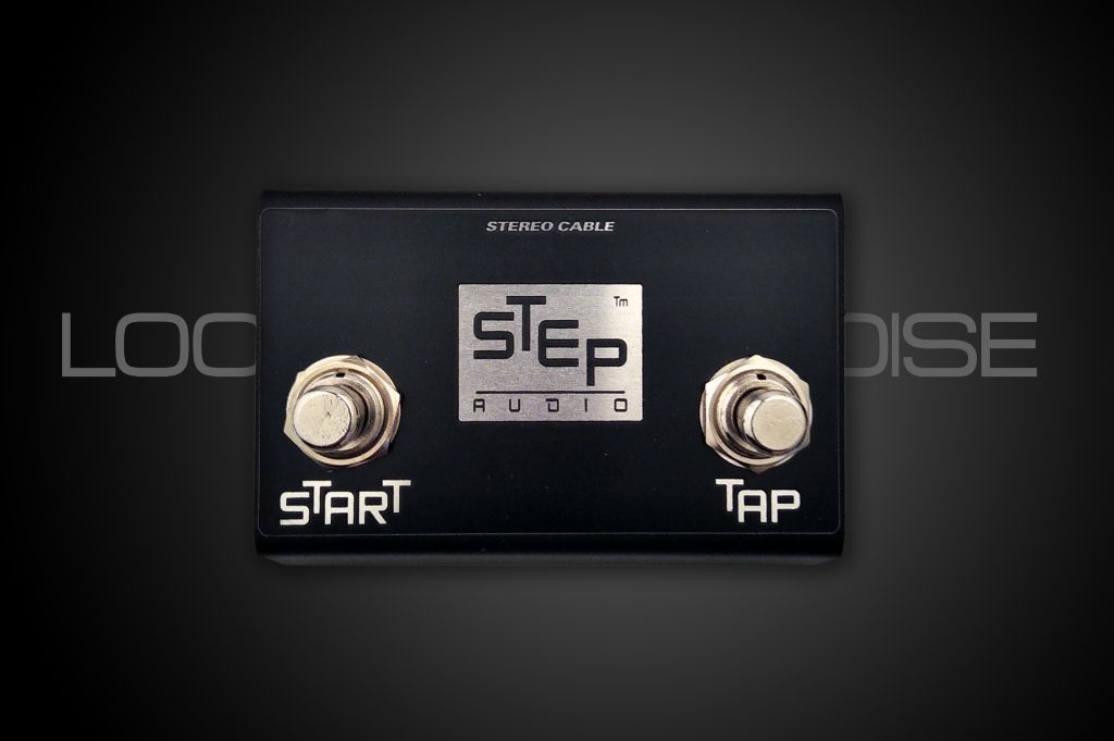 Step Audio STATUS Start/Tap Switch with Cable