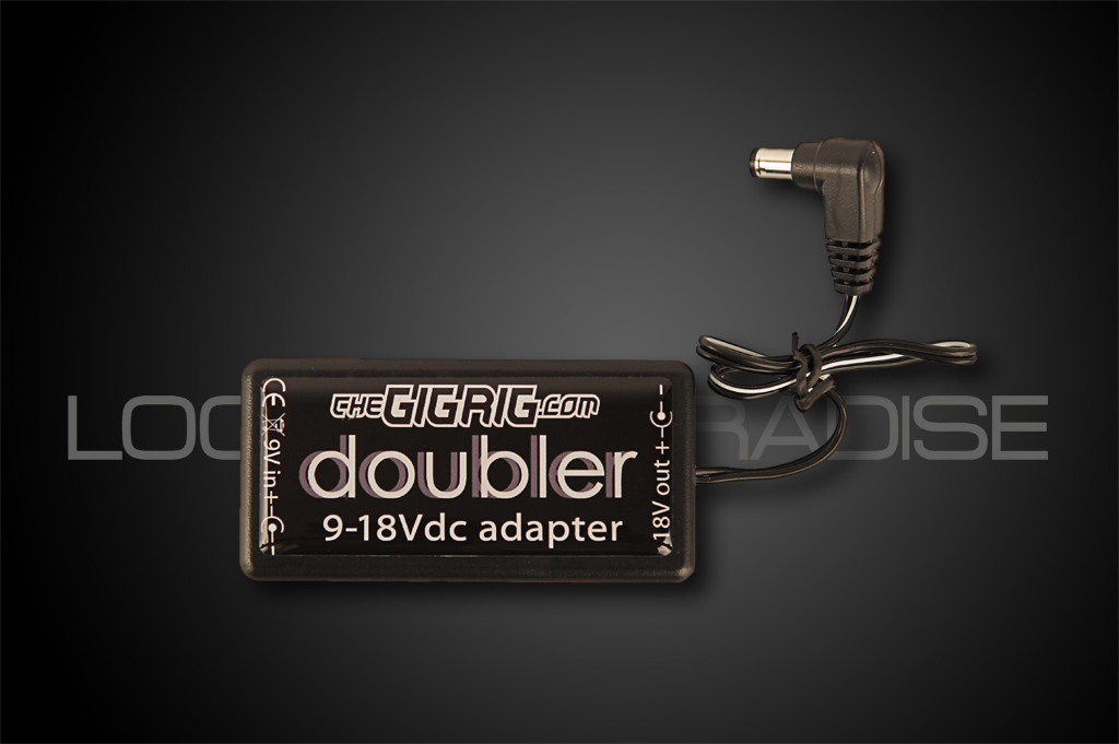 The GigRig Doubler 9-18V DC adapter