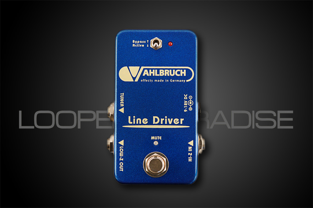 Vahlbruch FX Effects Line Driver
