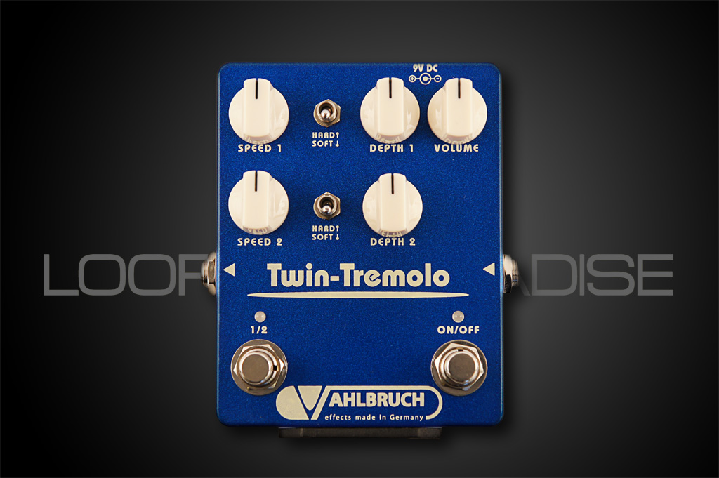 Vahlbruch FX Effects Twin-Tremolo