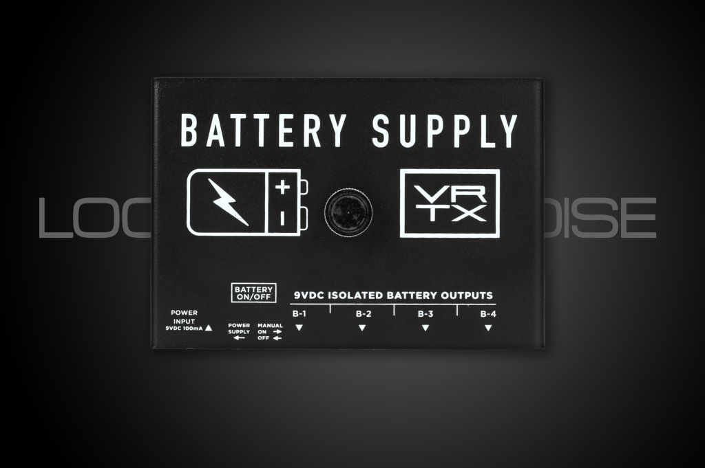 Vertex Battery Power Supply