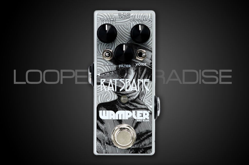 Wampler Pedals Ratsbane Distortion