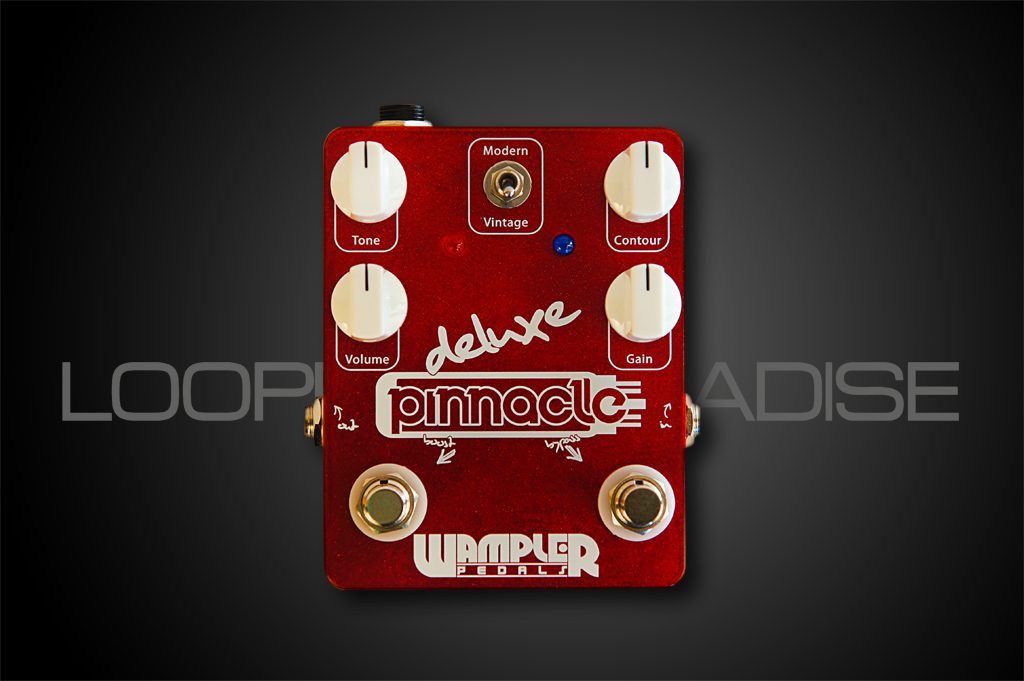 Wampler Pedals Pinnacle Deluxe Distortion