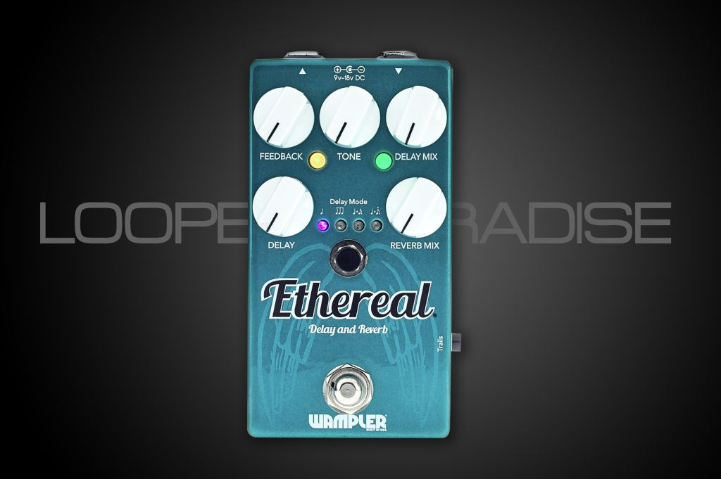 Wampler Ethereal Reverb Delay