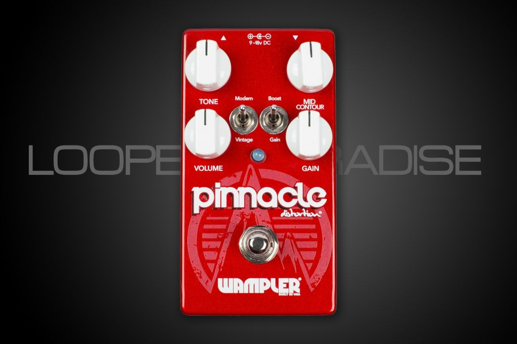Wampler Pedals Pinnacle