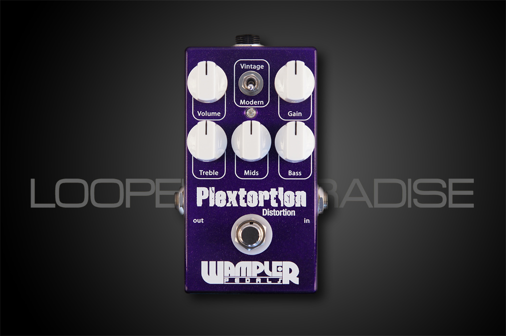 Wampler Pedals Plextortion