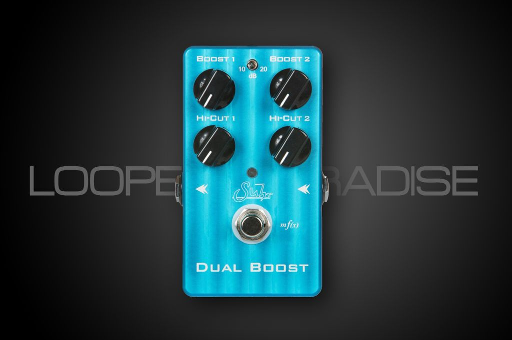 Suhr Pedals Dual Boost