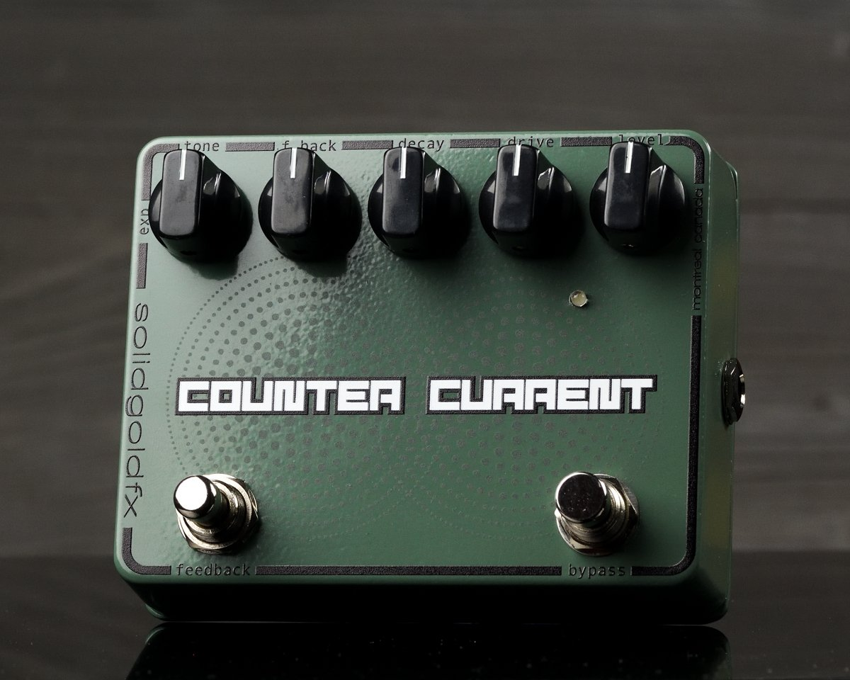 Solid Gold FX Counter Current Reverb
