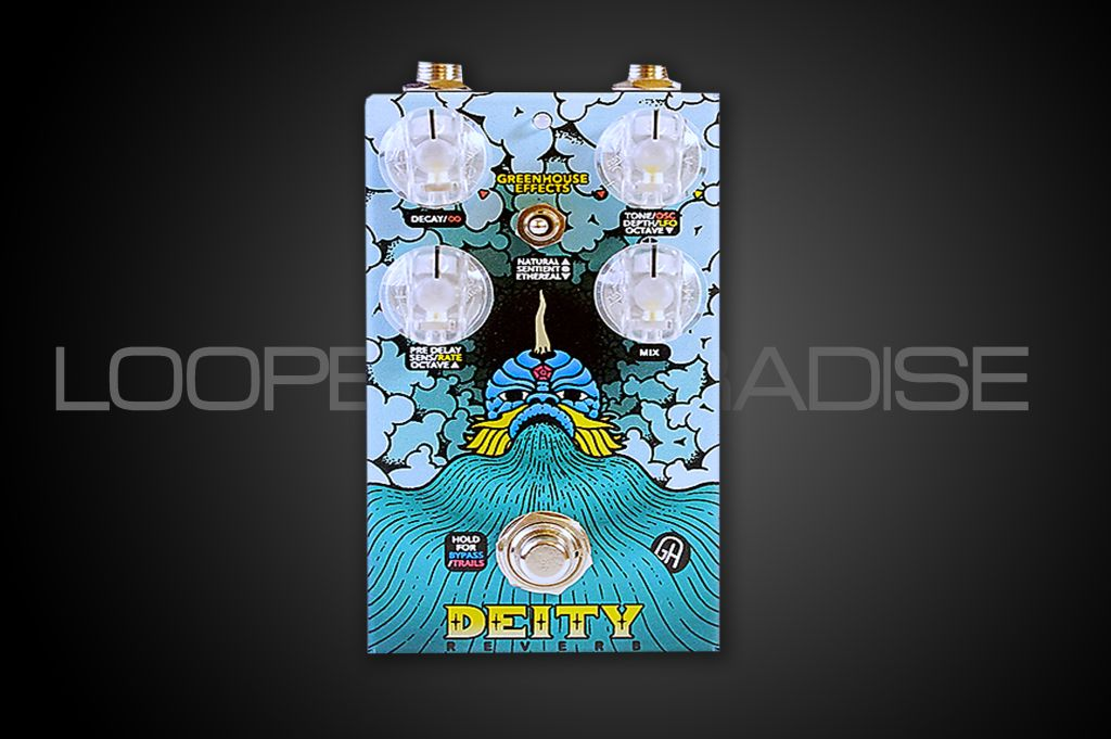 Greenhouse Effects Deity Reverb