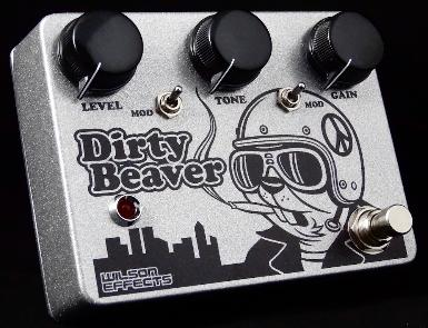 Wilson Effects Dirty Beaver Ram's Head