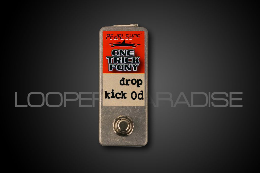 Molten Voltage PedalSync One Trick Pony - Drop Kick Od - Whammy DT Select
