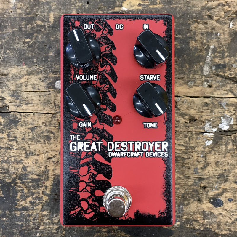 Dwarfcraft Devices The Great Destroyer Fuzz