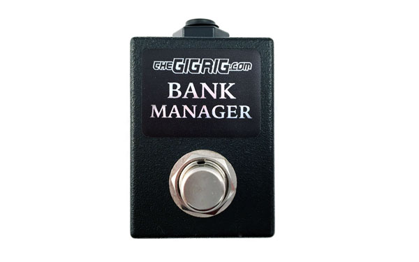 The Gigrig G2 Bankmanager