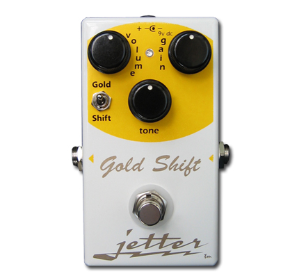 Jetter Gear Gold Shift