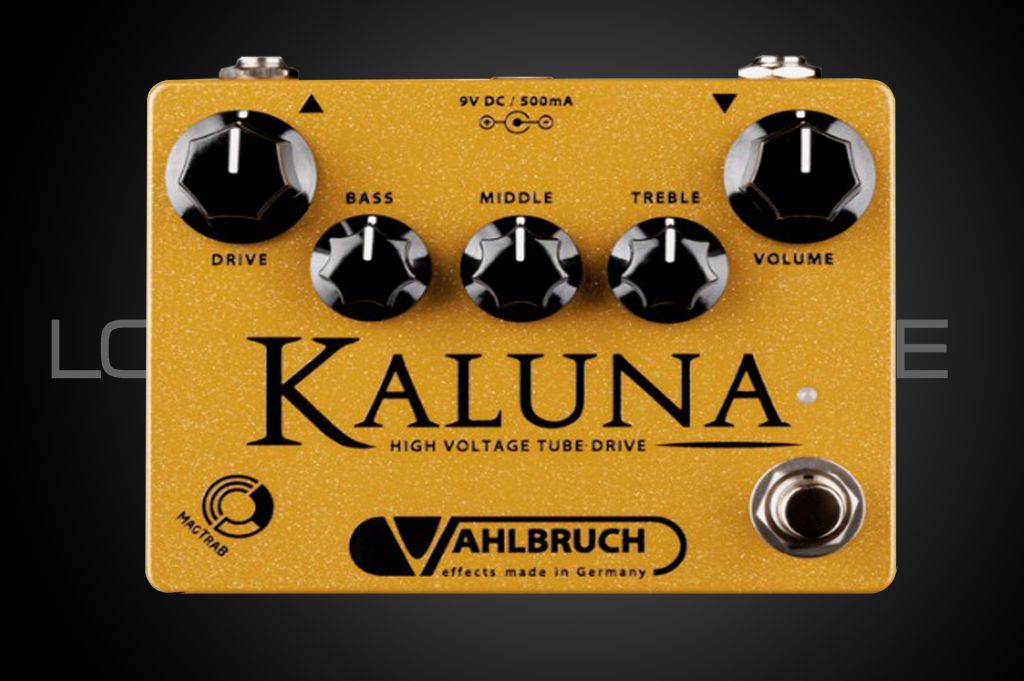 Vahlbruch FX Effects Kaluna High Voltage Tube Drive