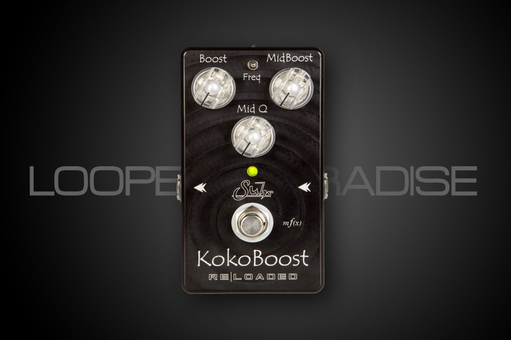 Suhr Pedals Koko Boost Reloaded