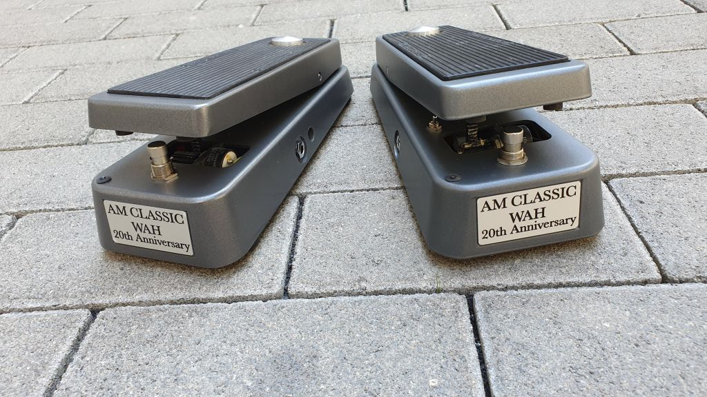 Musician Sound Design AM Classic Wah 20th Anniversary