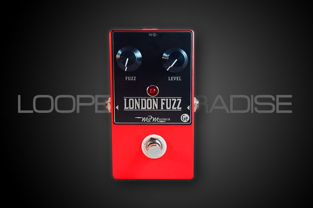 MJM GuitarFX London Fuzz