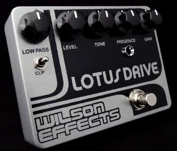 Wilson Effects  Lotus Drive