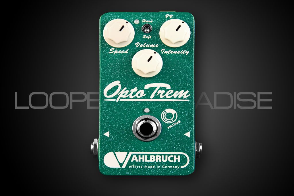 Vahlbruch FX Effects OptoTrem Tremolo Pedal